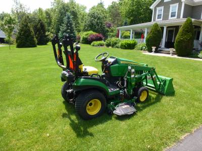 2013 John Deere 1025r For Sale Used Tractor Classifieds
