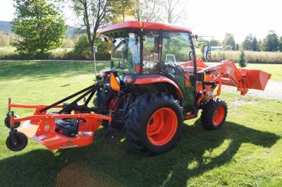 Air For Tires Near Me >> 2016 Kubota L For Sale : Used Tractor Classifieds