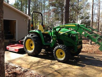 2006 John Deere 4120 For Sale Used Tractor Classifieds