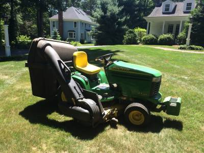 New And Used Tires Near Me >> 2004 John Deere GX 255 For Sale : Used Tractor Classifieds