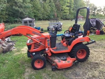 Atv Dealers Near Me >> 2008 Kubota BX2350 For Sale : Used Tractor Classifieds