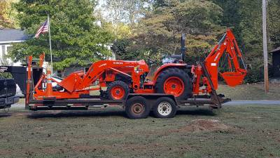 2017 Kubota L4701 For Sale Used Tractor Classifieds