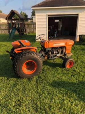 1977 Kubota L225 For Sale Used Tractor Classifieds