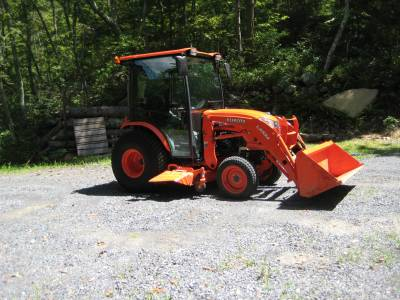 2015 Kubota La534 For Sale Used Tractor Classifieds