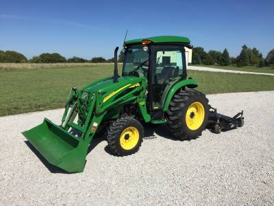 2012 John Deere 4000 Series For Sale Used Tractor