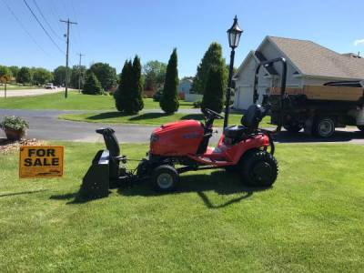 Used Tractor Tires For Sale >> 2018 Simplicity Legacy XL For Sale : Used Tractor Classifieds