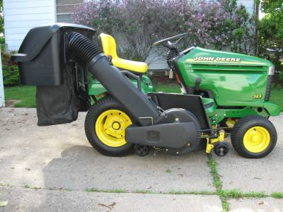 2000 John Deere Model 345 For Sale Used Tractor Classifieds