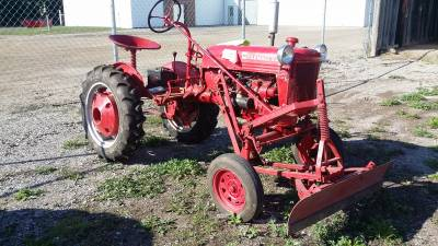 1950 Farmall Cub For Sale Used Tractor Classifieds