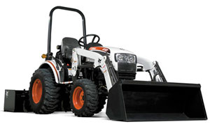 2012 Bobcat CT122 Studio