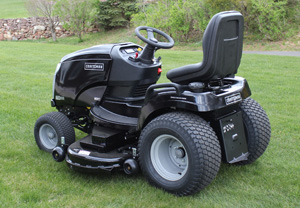 2012 Craftsman Ctx 9500 Review