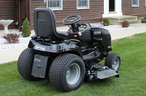 2012 Craftsman CTX 9500 Right Rear