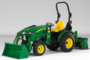 2012 John Deere 2320 with Loader