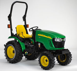 2012 John Deere 2320 Front Right