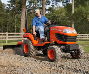 2012 Kubota Bx2360 Hst Review