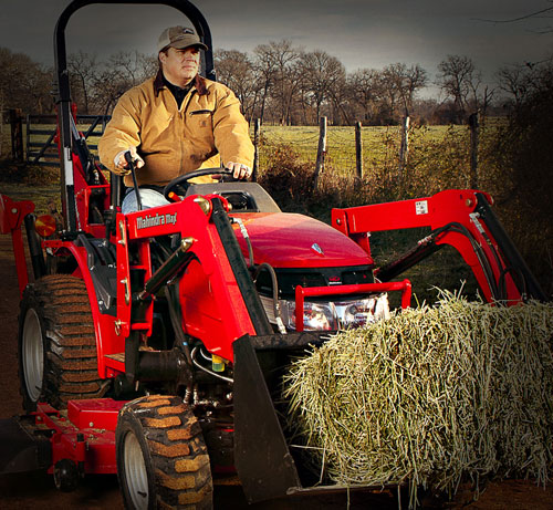 2012 Mahindra Max 22 Working