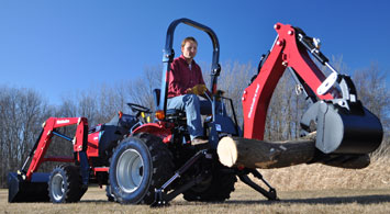 2012 Mahindra Max 28 Xl Hst Review