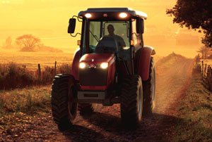 2012 Massey Ferguson HD Series 2660 Front