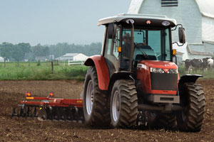 2012 Massey Ferguson HD Series 2660 Tillage