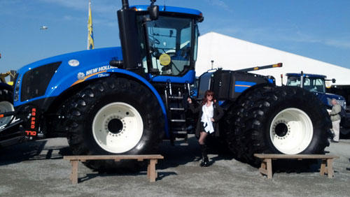 New Holland T9 670