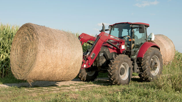 2013 Case IH Farmall 105U Cab Tractor Review