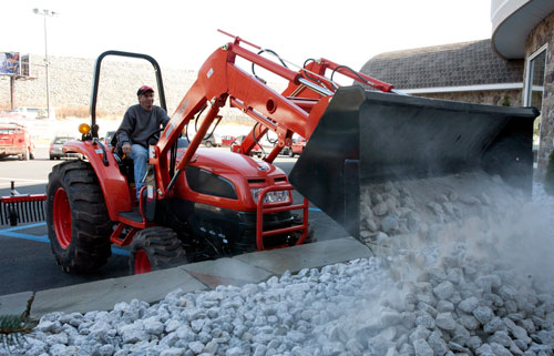 2013 Kioti CK35 HST with KL130 Front End Loader