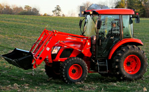 2013 Kioti RX6010PC with Loader