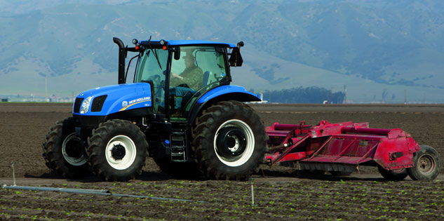 2013 New Holland T6 140 Review