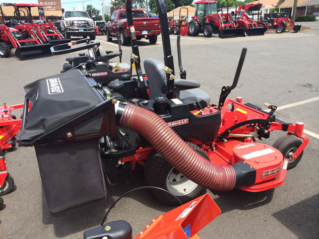 2014 Gravely 460 Pro-Turn Right Side