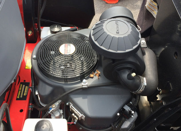 2014 Gravely 460 Pro-Turn Engine