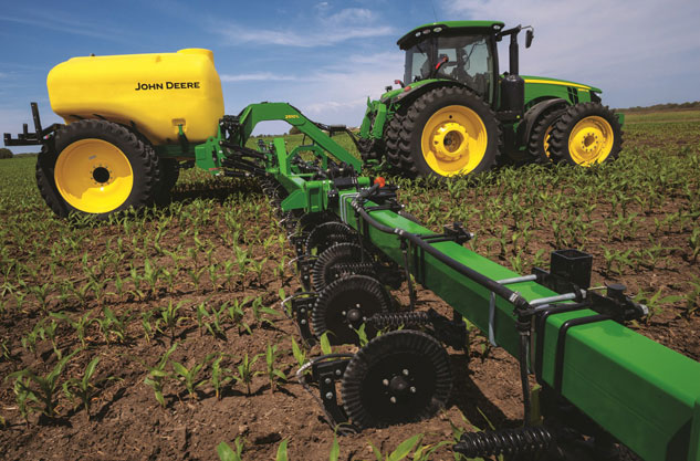 John Deere 2510 liquid applicator