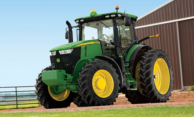 2014 John Deere 7290R Beauty