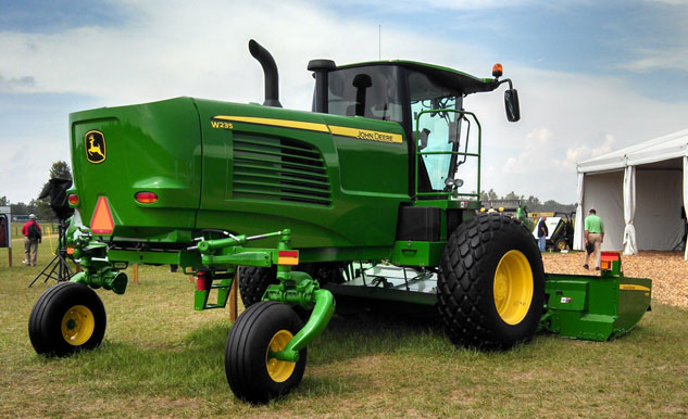 2014 John Deere New Product Intro