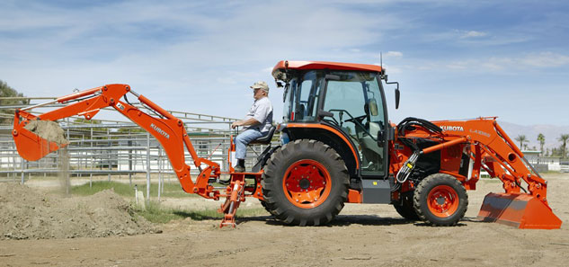 2014 Kubota Grand L6060 Profile