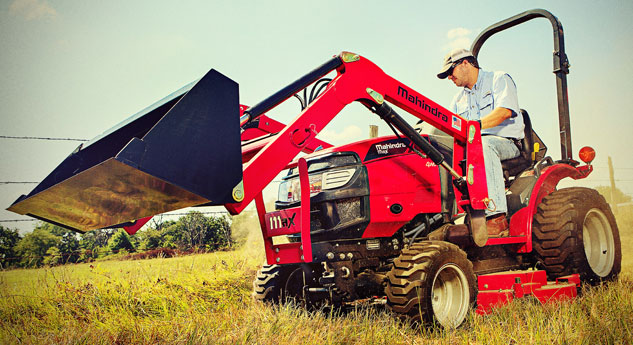 2014 Mahindra Max 24 Hst Review