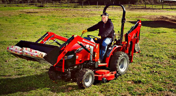 2014 mahindra max 25 hst tractor loader backhoe review rh tractor com