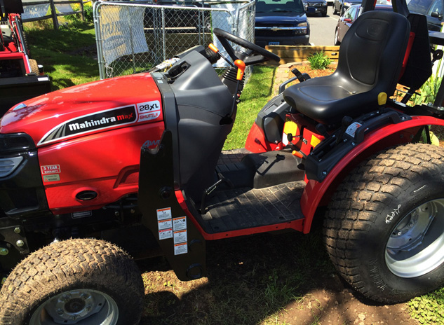 2014 Mahindra Max 28xl 4wd Shuttle Review