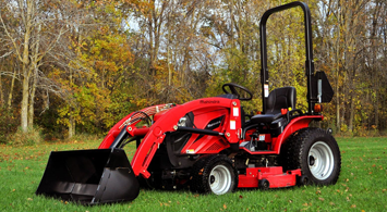 2014 Mahindra eMAX 25 HST Review on