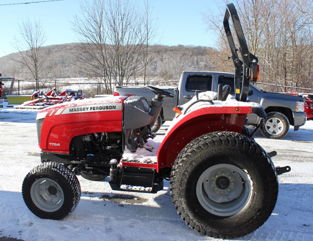 2014 Massey Ferguson 1754 Premium Review