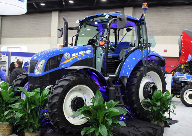 NFMS New Holland Display