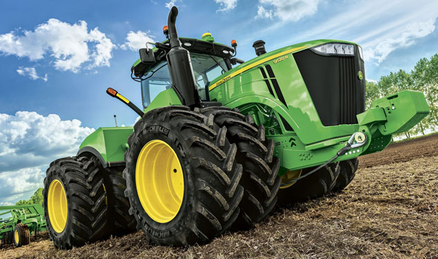 Jd R Series Tractors : John deere r review