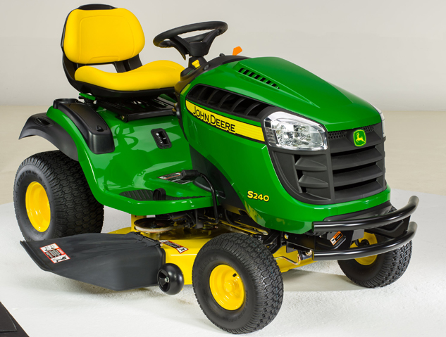 2015 John Deere S240 Sport Front Right