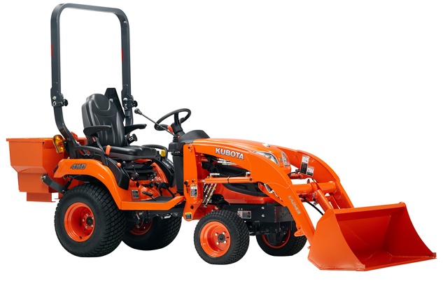 Kubota BX2670-1 tractor | Agricultural Review