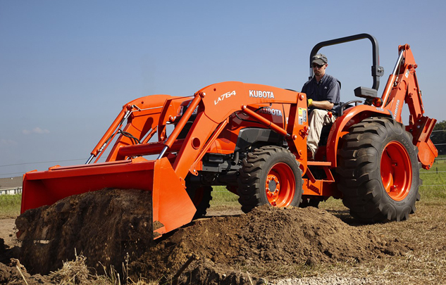 2015 Kubota L4600 HST Review