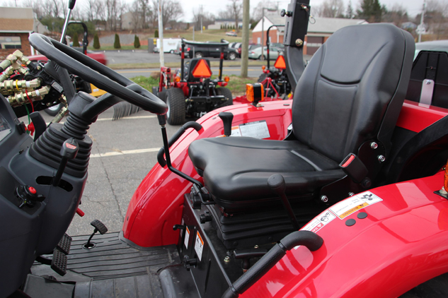 2015 Mahindra 2540 Shuttle Review