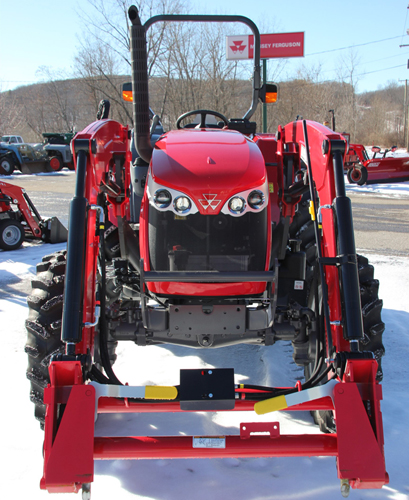 2015 Massey Ferguson 4608 Review