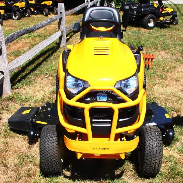 Cub Cadet Xt3 Gsx Garden Tractor – tracktor