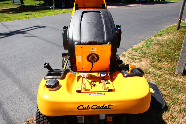 2016 Cub Cadet Enduro Series XT3 Rear