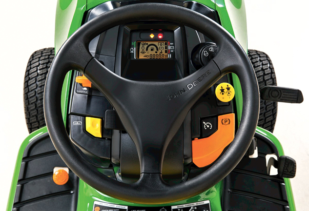 2016 John Deere X590 Steering Wheel