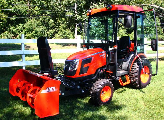 Kioti Tractor Seat : Kioti ck