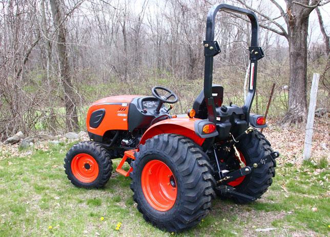 Kioti Tractors 2610 : Kioti ck hst review